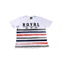 Camiseta Branca Royal Teen